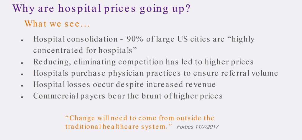 Hospital Consolidation