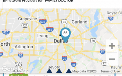Problem of the Week: Finding a doctor when your health plan has no network